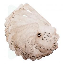Le masque pour la personne blanchissant des taches de rousseur