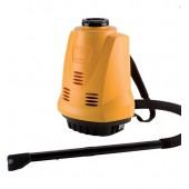Soufreuse à dos électrique avec batterie rechargeable