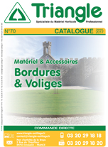 Bordures et Voliges