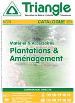 Plantations et amenagements