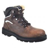Chaussures Hautes de sécurité Nubuck huilé