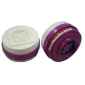 Filtre pour demi-masque respiratoire confort A2P3