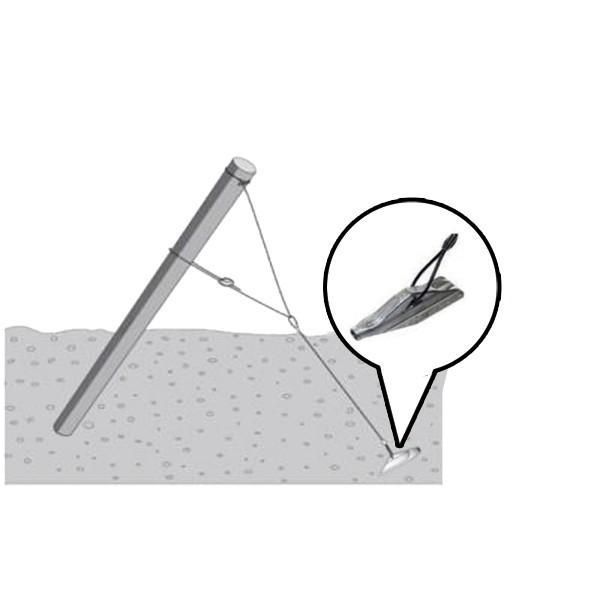 kit d 39 ancrage pour palissage gripple pour palissage. Black Bedroom Furniture Sets. Home Design Ideas