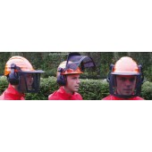Casque forestier confort
