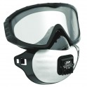Masque respiratoire et oculaire combiné P3
