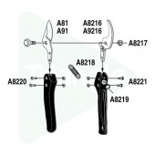 Amortisseur en polyuréthane pour ARS VS8 et VS9