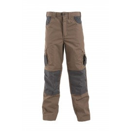 Pantalon de travail TRIANGLE avec renforts genoux