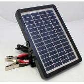 Panneau solaire pour effaroucheur d'oiseaux électronique professionnel