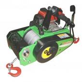 Treuil forestier VF150 avec guide câble automatique