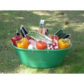 Panier Kangourou à fruit - 2 anses amovibles