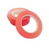 Adhésif PVC rouge pour scelleuse
