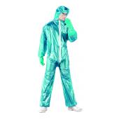 Combinaison de protection polyéthylène