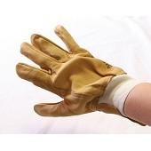Gant dextérité - cuir fleur hydrofuge