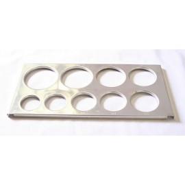 Calibreur pommes alu