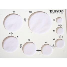 Calibreur tomates