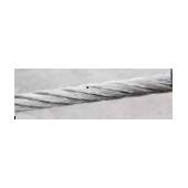 Câble acier galvanisé