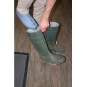 Chaussons de botte ou chaussure