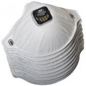 Masques de rechange pour masque respiratoire et oculaire combiné p3