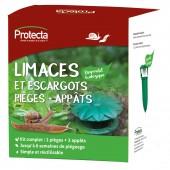 Piège contre limaces et escargots