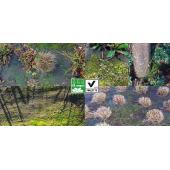 Paillage biodégradable et compostable (PLA)
