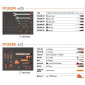 * Servante BAHCO 7 Tiroirs - noir - 216 outils