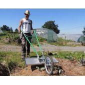 Plateau à altises pour cultivateur à pousser