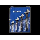 Jeu de 4 clés à molette IRIMO