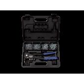 Riveteuse IRIMO avec boite de rivets