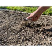 Pelle à planter inox