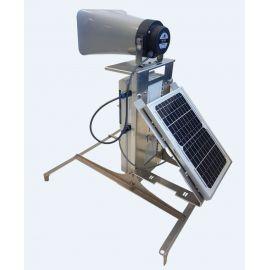 Panneau solaire 10W compatible optionnel pour AvTrac