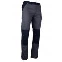 Pantalon de travail coton poly