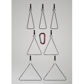 Rebel Wire Hoe Kit Basic Firm - Kit 7 sarcloirs