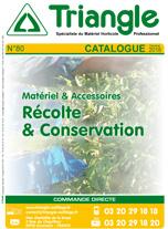 Récolte et conservation